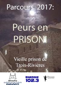 Parcours de peurs en prison